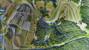 Mosport Aerial Video